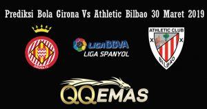 Prediksi Bola Girona Vs Athletic Bilbao 30 Maret 2019