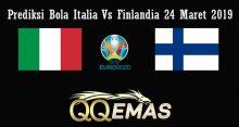 Prediksi Bola Italia Vs Finlandia 24 Maret 2019