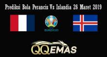 Prediksi Bola Perancis Vs Islandia 26 Maret 2019