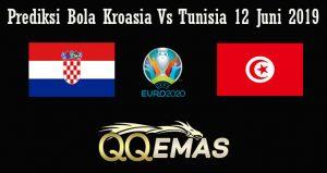 Pprediksi Bola Kroasia Vs Tunisia 12 Juni 2019