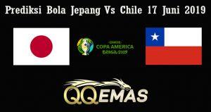 Prediksi Bola Jepang Vs Chile 17 Juni 2019