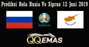 Prediksi Bola Rusia Vs Siprus 12 Juni 2019
