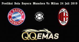 Prediksi Bola Bayern Munchen Vs Milan 24 Juli 2019
