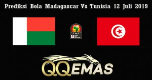 Prediksi Bola Madagascar Vs Tunisia 12 Juli 2019