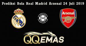 Prediksi Bola Real Madrid Arsenal 24 Juli 2019
