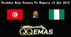 Prediksi Bola Tunisia Vs Nigeria 18 Juli 2019