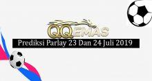 Prediksi Parlay Jitu 23 Dan 24 Juli 2019