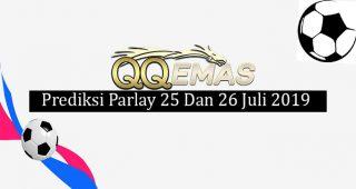 Prediksi Parlay Jitu 25 Dan 26 Juli 2019