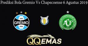 Prediksi Bola Gremio Vs Chapecoense 6 Agustus 2019