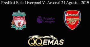 Prediksi Bola Liverpool Vs Arsenal 24 Agustus 2019