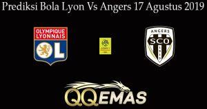Prediksi Bola Lyon Vs Angers 17 Agustus 2019