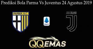 Prediksi Bola Parma Vs Juventus 24 Agustus 2019
