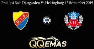 Prediksi Bola Djurgarden Vs Helsingborg 17 September 2019