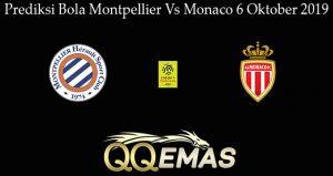 Prediksi Bola Montpellier Vs Monaco 6 Oktober 2019