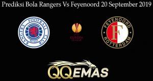 Prediksi Bola Rangers Vs Feyenoord 20 September 2019