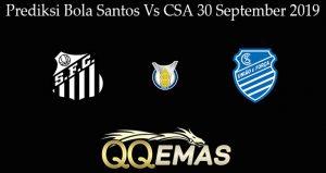 Prediksi Bola Santos Vs CSA 30 September 2019