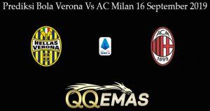 Prediksi Bola Verona Vs AC Milan 16 September 2019