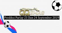 Prediksi Parlay Jitu 23 Dan 24 September 2019