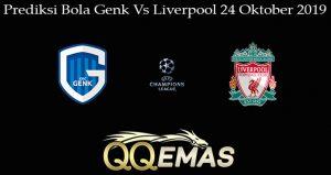 Prediksi Bola Genk Vs Liverpool 24 Oktober 2019