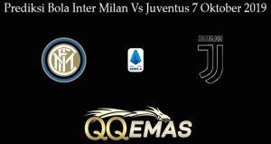Prediksi Bola Inter Milan Vs Juventus 7 Oktober 2019