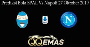 Prediksi Bola SPAL Vs Napoli 27 Oktober 2019
