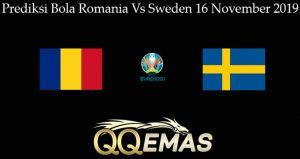 Prediksi Bola Romania Vs Sweden 16 November 2019