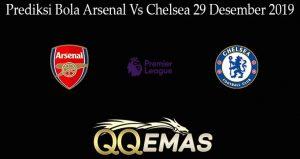 Prediksi Bola Arsenal Vs Chelsea 29 Desember 2019