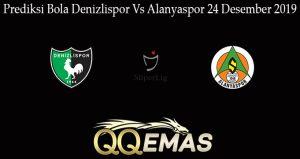 Prediksi Bola Denizlispor Vs Alanyaspor 24 Desember 2019