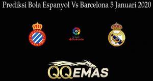 Prediksi Bola Espanyol Vs Barcelona 5 Januari 2020