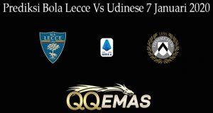 Prediksi Bola Lecce Vs Udinese 7 Januari 2020