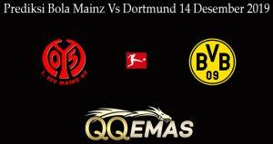 Prediksi Bola Mainz Vs Dortmund 14 Desember 2019