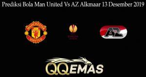 Prediksi Bola Man United Vs AZ Alkmaar 13 Desember 2019