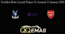 Prediksi Bola Crystal Palace Vs Arsenal 11 Januari 2020