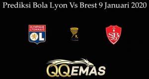 Prediksi Bola Lyon Vs Brest 9 Januari 2020