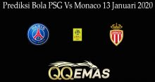Prediksi Bola PSG Vs Monaco 13 Januari 2020